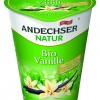 Andechser Natur 400g vaniljajogurtti