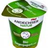 Andechser Natur vuohenjogurtti maustamaton 125g