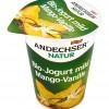 Andechser Natur 400g mango-vaniljajogurtti
