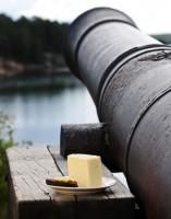 Ahvenanmaan Maasdam Bomarsund juusto n. 10 kg