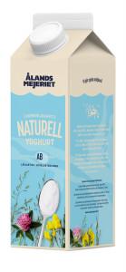 Ålandsmejeriet luonnonjogurtti vähälaktoosinen 1kg