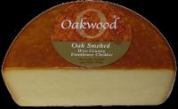 Cheddar Smoked Oakwood 1 kg
