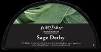 Cheddar Sage Derby 2 kg