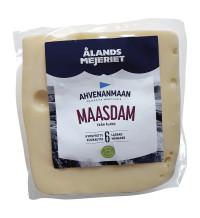 Ahvenanmaan Maasdam juusto 350g