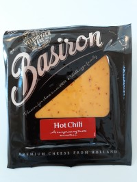 Basiron Gouda hot chili 200g
